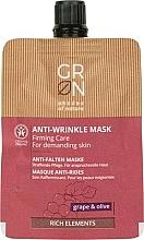 Profumi e cosmetici Maschera viso - GRN Rich Elements Grape & Olive Cream Mask