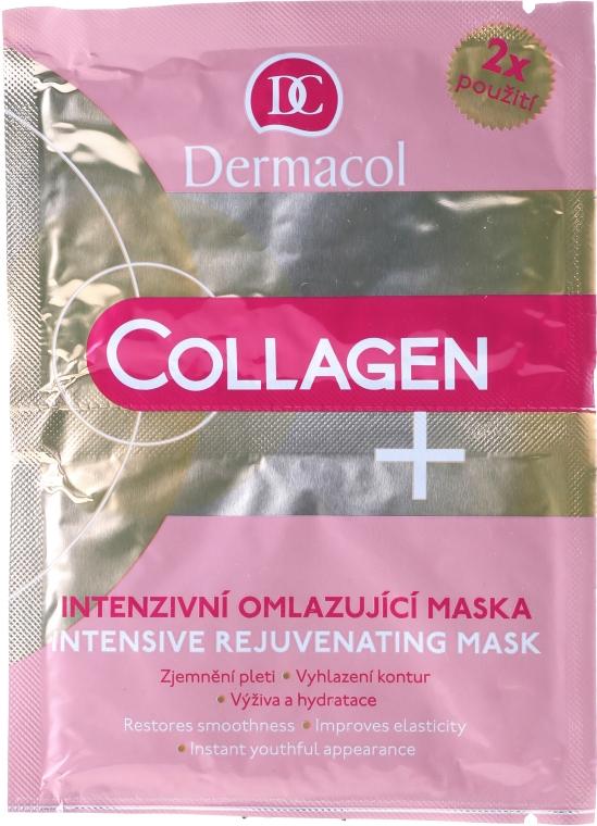 Maschera intensiva anti-età - Dermacol Collagen+ Intensive Rejuvenating Mask
