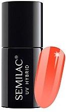 Profumi e cosmetici Smalto unghie - Semilac Thermal UV Hybryd Nail Polish