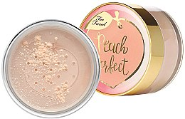 Profumi e cosmetici Cipria sfusa - Too Faced Peach Perfect Mattifying Loose Setting Powder