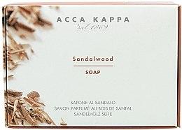 "Profumi e cosmetici Sapone - Acca Kappa ""Sandalo"""