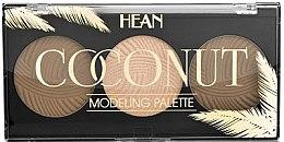 Profumi e cosmetici Palette trucco - Hean Coconut Palette
