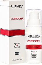 Profumi e cosmetici Siero viso idratante - Christina Comodex Hydrate & Restore Serum