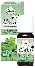 Profumi e cosmetici Olio essenziale di menta piperita - Galeo Organic Essential Oil Peppermint