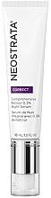 Profumi e cosmetici Siero da notte al retinolo 0,3% - Neostrata Correct Comprehensive Retinol 0.3% Night Serum