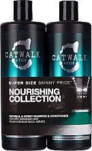 Profumi e cosmetici Set - Tigi Catwalk Oatmeal & Honey (shm/750ml + cond/750ml)