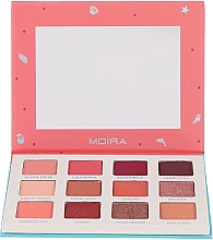 Profumi e cosmetici Palette ombretti - Moira Happy To Sea You Shadow Palette