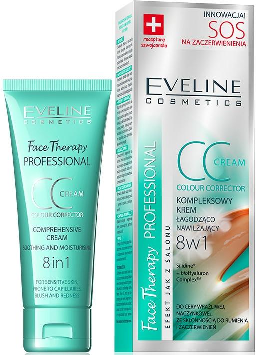 CC crema lenitiva - Eveline Cosmetics Therapy