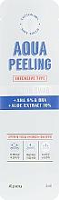 Profumi e cosmetici Peeling acido con 8% di AHA e BHA - A'pieu Aqua Peeling Cotton Swab Intensive