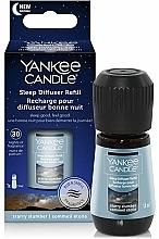 Diffusore di aromi per il sonno, unità di ricambio - Yankee Candle Sleep Diffuser Starry Night Refill Starry Slumber — foto N1