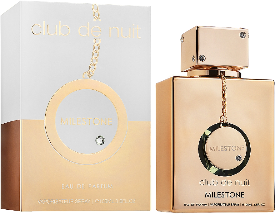 Armaf Club De Nuit Milestone - Eau de Parfum — foto N2