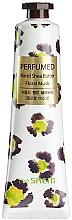 "Profumi e cosmetici Crema mani nutriente ""Muschio"" - The Saem Perfumed Floral Musk Hand Shea Butter"