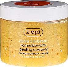 """Profumi e cosmetici Peeling allo zucchero """"Zucca allo zenzero"""" - Ziaja Sugar Body Peeling"""