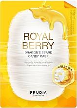 Profumi e cosmetici Maschera viso - Frudia Royal Berry Dragon's Beard Candy Mask