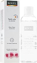 Profumi e cosmetici Tonico per pelli da normali a secche - Nikel Rose Tonic