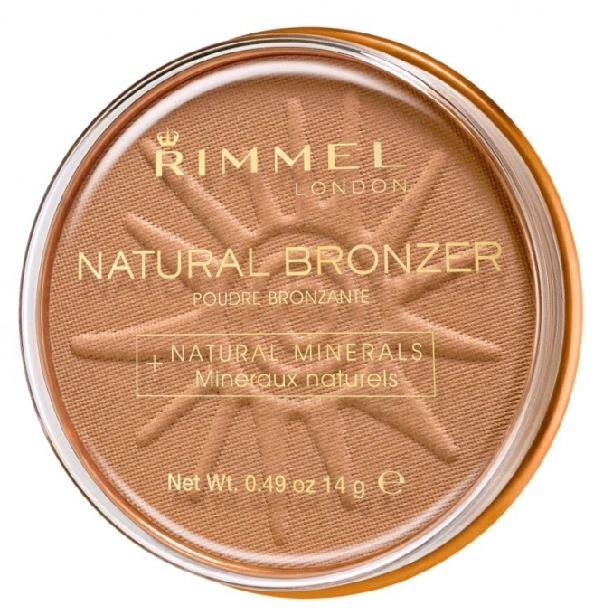 Bronzer - Rimmel Natural Bronzer Powder