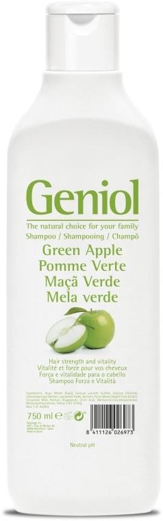 """Shampoo rinforzante """"Mela verde"""" - Geniol Shampoo — foto N1"""
