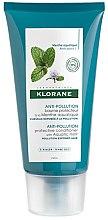 Profumi e cosmetici Balsamo per capelli - Klorane Anti-Pollution Protective Conditioner With Aquatic Mint