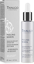 Profumi e cosmetici Siero rinnovante intensivo, da notte - Thalgo Peeling Marin Intensive Resurfacing Night Serum