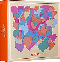 Profumi e cosmetici Moschino I Love Love - Set (edt/30ml + b/lot 50ml)