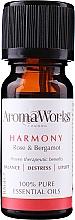 Profumi e cosmetici Olio essenziale - AromaWorks Harmony Essential Oil