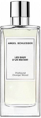 Angel Schlesser Les Eaux d'un Instant Profound Orange Wood - Eau de toilette — foto N2
