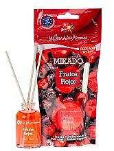 """Profumi e cosmetici Diffusore aromi """"Frutti di bosco"""" - La Casa de Los Aromas Mikado Reed Diffuser"""