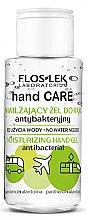 Profumi e cosmetici Gel mani antibatterico - Floslek Hand Care Moisturizing Hand Gel
