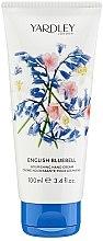Profumi e cosmetici Crema mani - Yardley English Bluebell Contemporary Edition