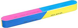 Profumi e cosmetici Lima buffer unghie 7 lati 163x22x17mm - Tools For Beauty 7-way Nail Buffer Block