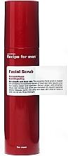 Profumi e cosmetici Scrub viso rinfrescante - Recipe For Men Facial Scrub