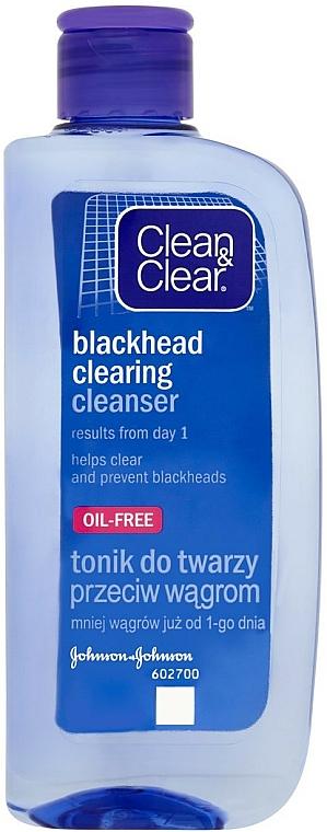 Lozione viso contro punti neri - Clean & Clear Blackhead Clearing Daily Lotion