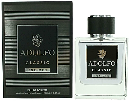 Profumi e cosmetici Adolfo Dominguez Classic for Men - Eau de toilette