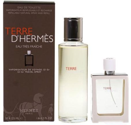 Hermes Terre d'Hermes Eau Tres Fraiche - Set (edt/125ml + edt/30ml)