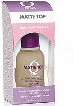 Profumi e cosmetici Top Coat opacizzante - Orly Matte Top