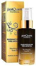 Profumi e cosmetici Olio viso idratante - Postquam Radiance Elixir Pure Argan Facial Oil Nourishing Facial Oil