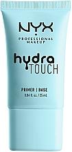Profumi e cosmetici Primer viso idratante - NYX Professional Makeup Hydra Touch Primer