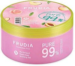 Profumi e cosmetici Gel viso e corpo con aroma di pesca - Frudia My Orchard Peach Real Soothing Gel