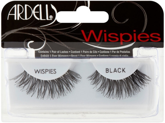 Ciglia finte - Ardell Fashion Lashes Wispies Black — foto N1