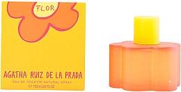 Profumi e cosmetici Agatha Ruiz de La Prada Flor - Eau de toilette