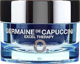 Crema viso rigenerante - Germaine de Capuccini Excel Therapy O? Pollution Defence Youth.Activating Oxygenating Cream — foto N2