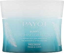 Profumi e cosmetici Gelatina rinfrescante per corpo - Payot Sunny Payot Refreshing Jelly Coco After-Sun Care