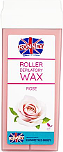 "Profumi e cosmetici Cartuccia cera depilatoria ""Rosa"" - Ronney Wax Cartridge Rose"