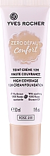 "Profumi e cosmetici Fondotinta ""Comfort. Zero svantaggi"" - Yves Rocher Zero Defaut Comfort 12h Cream Foundation"