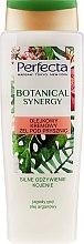"Profumi e cosmetici Gel-crema da doccia ""Olio di argan e bacche di goji"" - Perfecta Botanical Synergy"
