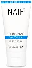 Profumi e cosmetici Crema nutriente, da giorno - Naif Natural Skincare Nurturing Day Cream