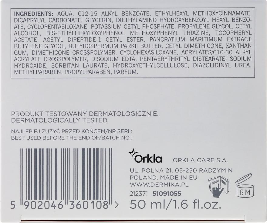 """Crema viso """"Protettiva"""" - Dermika Lily-Skin Beauty Protector Day Cream — foto N3"""