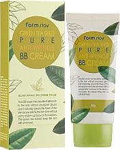 Profumi e cosmetici BB cream con semi di tè verde - FarmStay Green Tea Seed Pure Anti-Wrinkle BB Cream