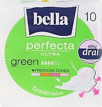 Profumi e cosmetici Assorbenti Perfecta Green Drai Ultra, 10 pz - Bella