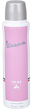 Profumi e cosmetici Vespa for Her - Deodorante